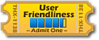 User Friendliness: Excellent