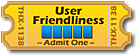 Excellent User Friendliness